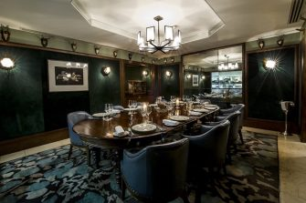 Corrigans Mayfair Private Dining Rooms