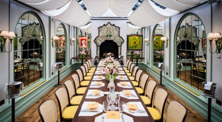 Daphnes Conservatory Private Dining For 20 Guests Image
