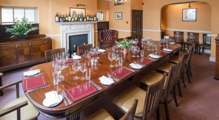 Davys At St. Jamess Private Dining Room Main Image 445x245