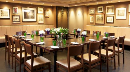 Davys At Woolgate Exchange Private Dining Room Image 1 445x245