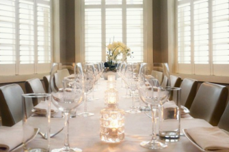 Elysee Private Dining Rooms