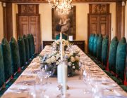 Fortnum Mason Private Dining Room Image Boardroom