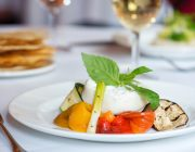 Franco's Restaurant - Food Image - Burrata