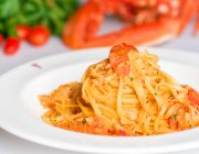 Franco's Restaurant - Food Image - Lobster Linguini