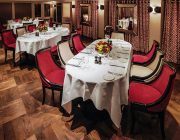 Franco's Restaurant - Private Dining - The Mirror Room