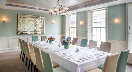 Fredericks Private Dining Room Image4 445x245