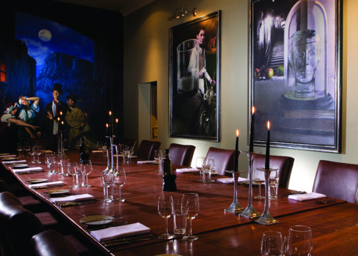Luxury Private Dining Rooms at Hotel du Vin & Bistro - Edinburgh