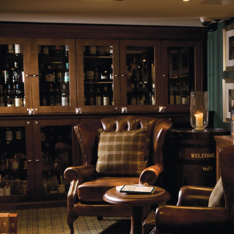 HDV Edinburgh Private Dining 5