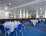 HMS Belfast   Morgan Giles Dinner.