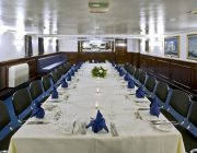 HMS Belfast   Private Dining Room