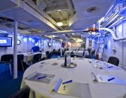 HMS Belfast   Private Dining Room 2