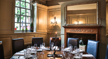 Hdv Bristol private dining 1