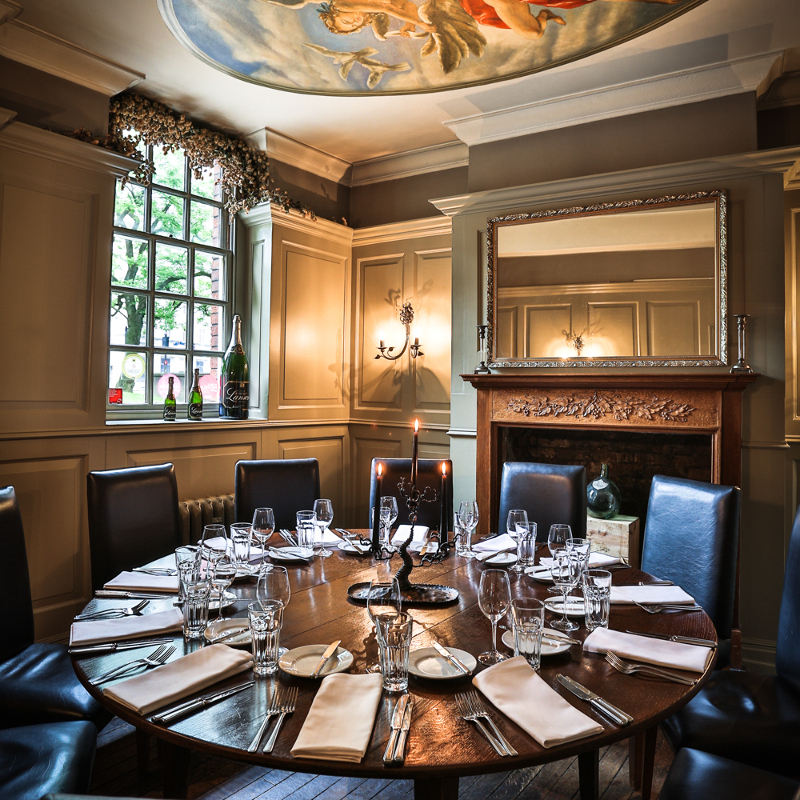 private dining rooms | Luxury Private Dining Rooms at Hotel du Vin & Bistro - Bristol