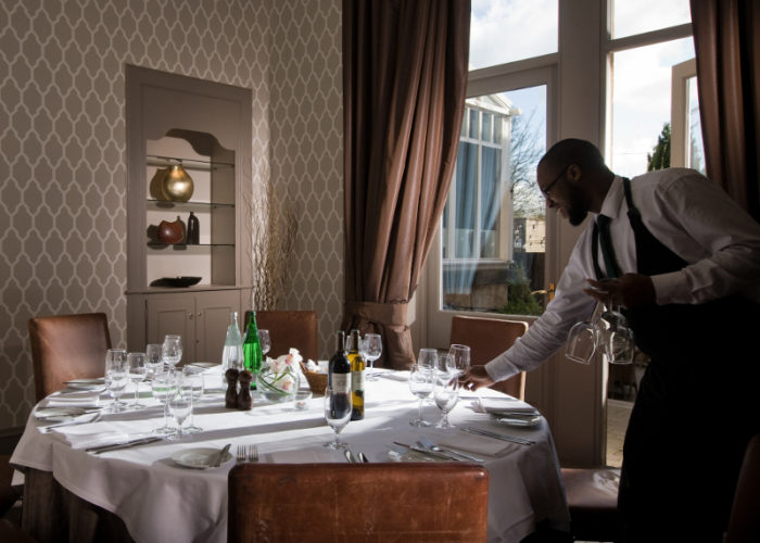 Luxury Private Dining Rooms At Hotel Du Vin Amp Bistro Glasgow