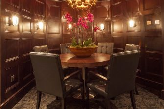 Heliot Private Dining Rooms
