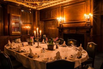 Herbert Berger at Innholders Hall Private Dining Rooms