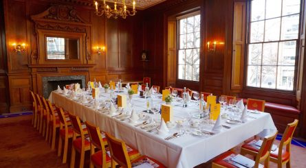 Herbert Berger at Innholders Inn The New Court Room Private Dining Image 2