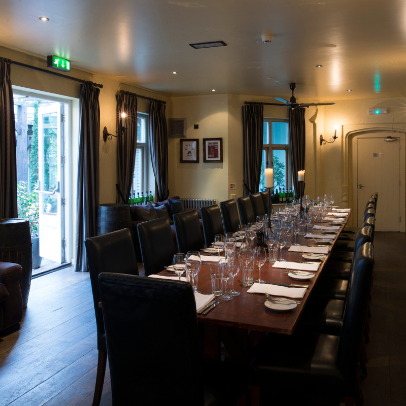 Private Dining Room Set: Where Are The Best Private Dining Rooms Within Two Hours