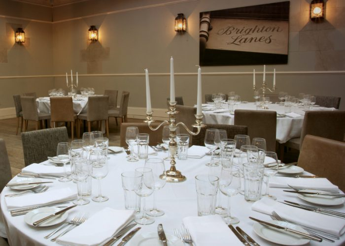 luxury private dining rooms at hotel du vin & bistro - brighton