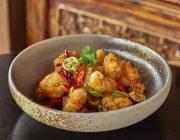 Hutong Food Image Cuttlefish