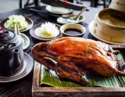 Hutong Food Image Whole Roasted Peking Duck