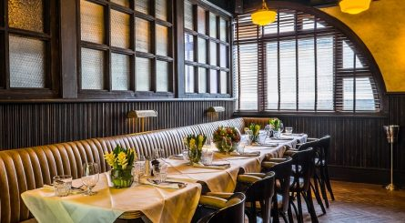 Jackson  Rye  Chiswick   Private Dining Image