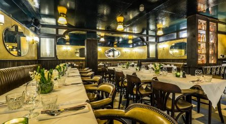 Luxury private dining party rooms in soho for Best private dining rooms soho