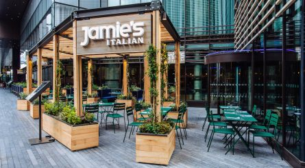Jamies Italian London Bridge External Image Main Entrance