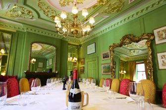 LEscargot Private Dining Room