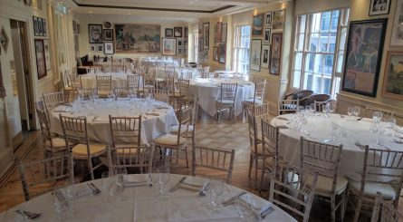 Langans Hall Of Fame Private Dining Room Image 445x245