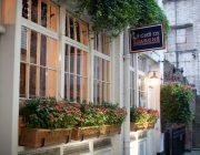 Le Café du Marché Exterior Image 1