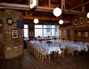 Le Café du Marché Grenier Private Dining Room Image