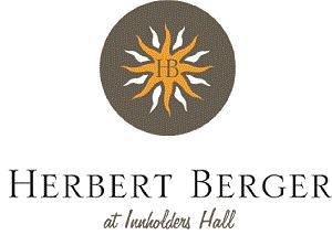 Herbert Berger at Innholders Hall logo