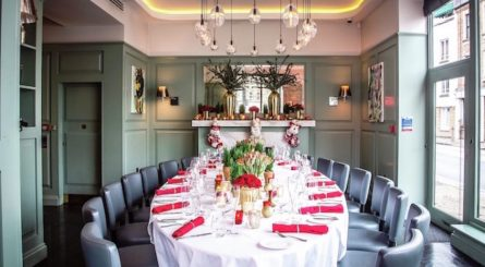 London House Private Dining Room Image