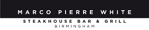 Marco Pierre White, Steakhouse, Bar and Grill, Birmingham logo