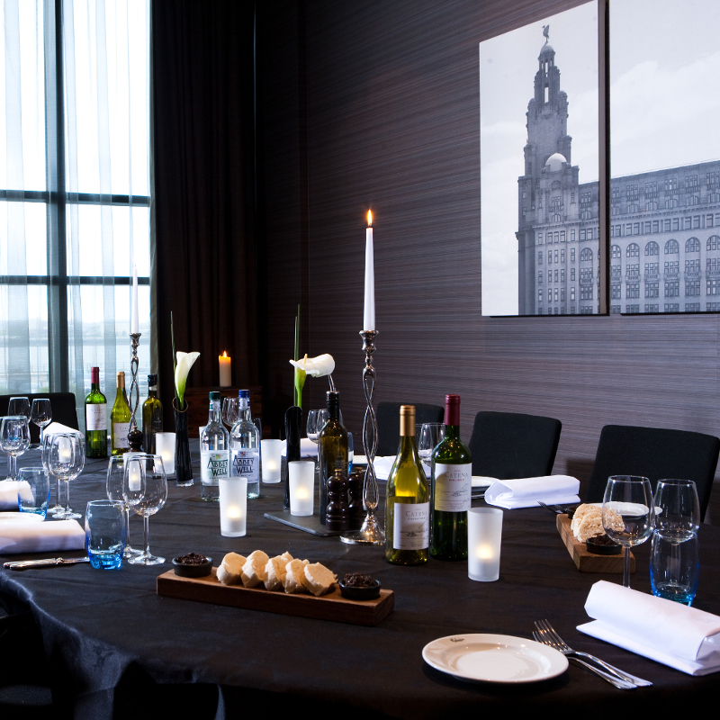 Mal Liverpool Private Dining