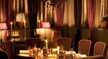 Mal Liverpool Private Dining The Boudoir Room