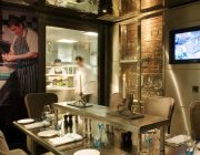 Mal Liverpool Private Dining The kitchen