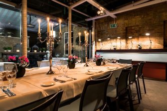 Manicomio Chelsea New Private Dining Room