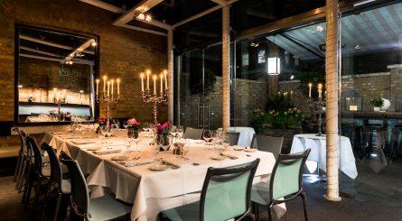 Manicomio Chelsea - Private Dining Room Image