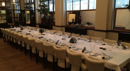 Mercer   Wool Private Dining Room