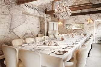 Mews of Mayfair Private Dining Rooms