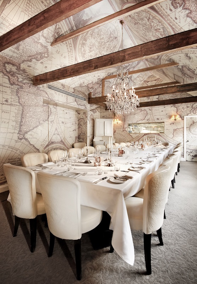 Private Dining Room at Mews of Mayfair - 10-11 Lancashire Court, New Bond Street, London, W1S 1EY