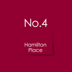 No.4 Hamilton Place logo