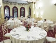 No.4 Hamilton Place Private Dining Room Image Argyll Simple Set Up.