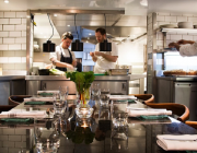 Odettes Restaurant Primrose Hill   Chefs Table Image