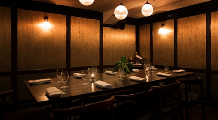 Odettes Restaurant Primrose Hill   Private Dining Room Image.
