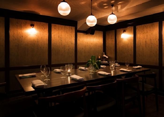 Odette S Restaurant Bar London
