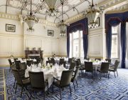 One_Whitehall_Place_-_Meston_Suite_-_Lunch_On_Round_Tables