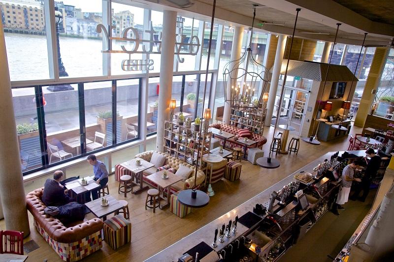 Oyster Restaurant London